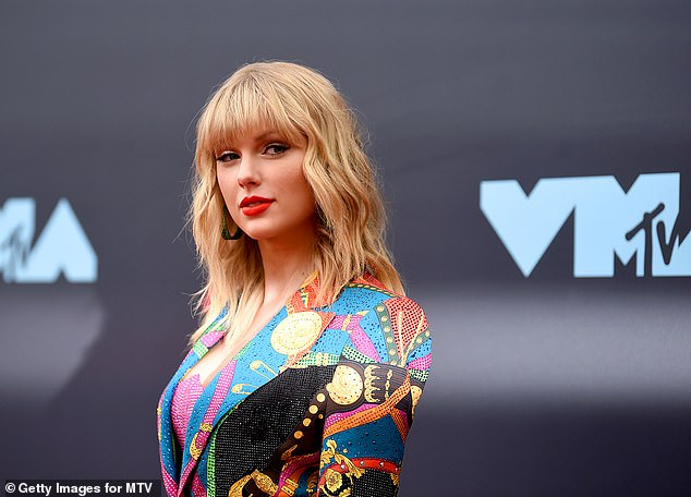 Ruling:The Blank Space hitmaker performed at last week's MTV VMA show in New Jersey, and also mopped up in terms of awards there