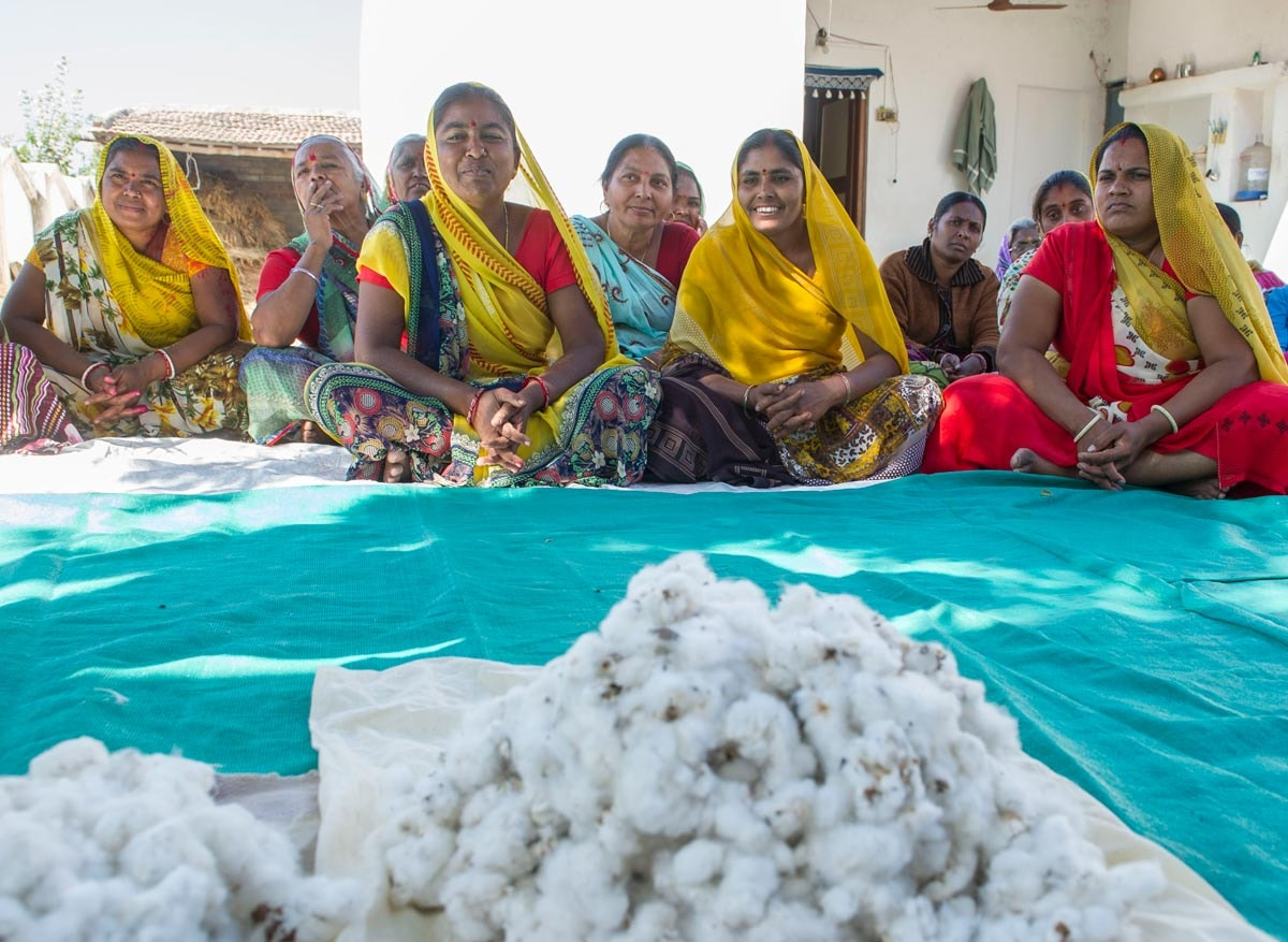 Primark targets 100 percent sustainable cotton