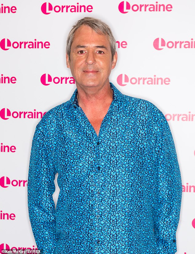 Affair: Amanda revealed she felt 'people didn't like her' and branded her a 'cheating wife' after news of her fling with Neil Morrissey (pictured in 2018) went public during her seven-year marriage to Les Dennis