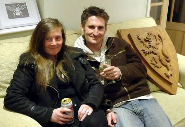 The couple (pictured) notified both the county's local finds liaison officer as they were obliged to by law and have given the coins to the British Museum in London to evaluate