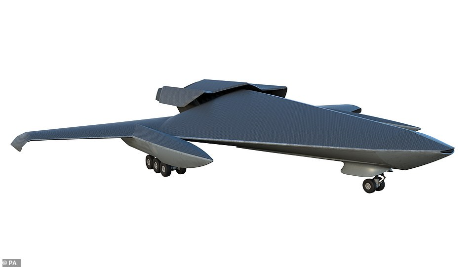 Young engineers from the UK Naval Engineering Science and Technology Forum were asked to create ideas to kit out a mid-21st century assault by the marines on an enemy missile site perched on a clifftop. This ekranoplan would help Marines infiltrate a battlefield quickly and stealthily
