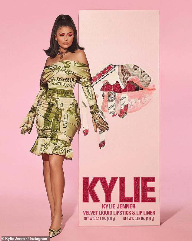 Cashing it in!Meanwhile, Kylie Cosmetics, the company founded by Khloe's sister, Kylie Jenner, 22, has a worth of $900 million, after launching in late 2015