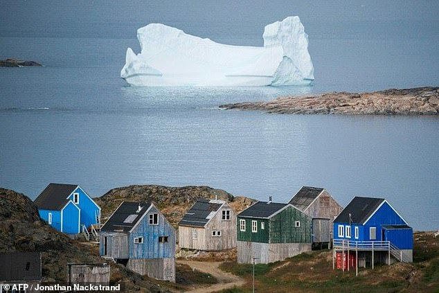 Researchers have been dropping probes to collect data on how oceans contribute to the rapid melt of Greenland's ice and the rising sea levels that result