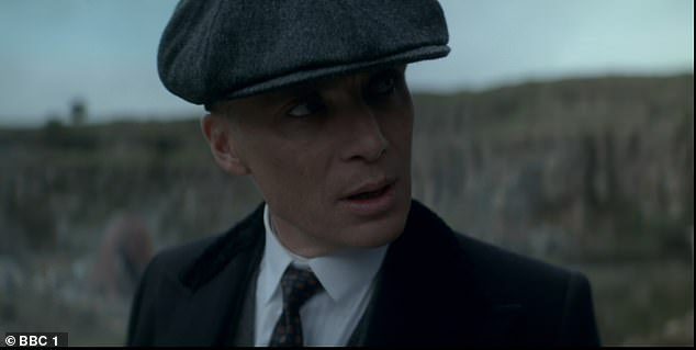 Carried it: As great as it was to see Arthur or Ada and the other gangsters' molls knocking back the drugs and drink, and nagging their men, it's Murphy's bewitching performance as Tommy that carries Peaky Blinders