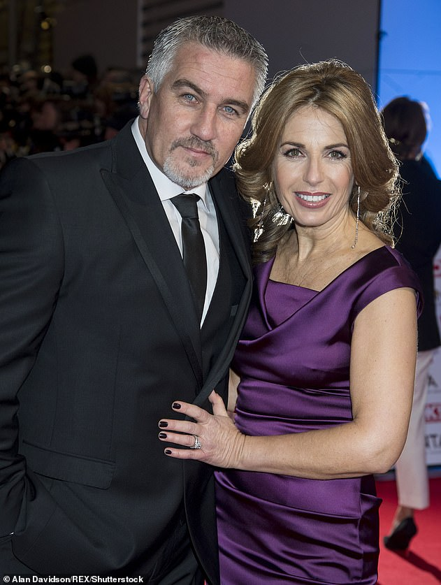 Divorce: Summer has refused to stay quiet after dumping Hollywood, who is being divorced by his wife of 19 years Alexandra on the grounds of adultery (pictured with his ex-wife in 2015)