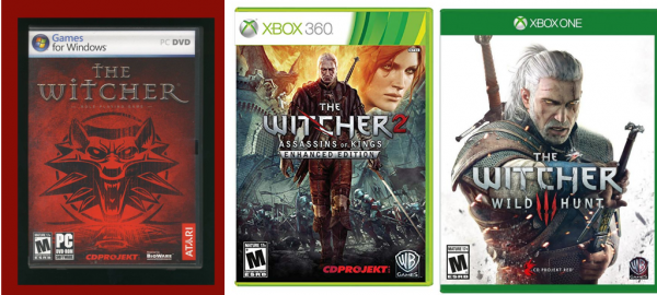 witcher-games