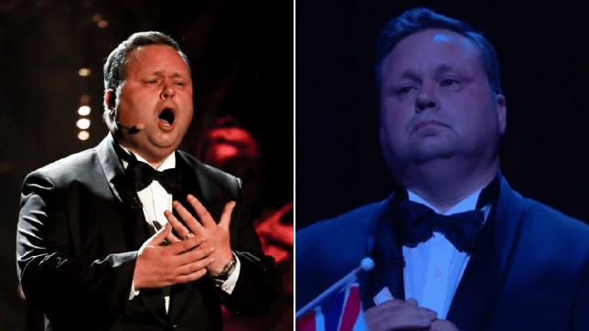 Paul Potts - Britain's Got Talent Reaction