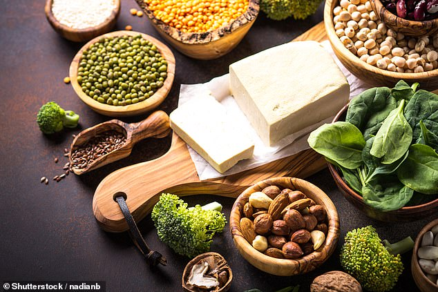 Dr Emma Derbyshire said the growing fad for 'plant-based' diets risks creating mass deficiency in choline – a dietary nutrient that is critical to brain development