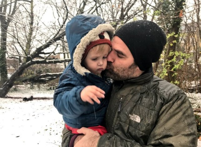 Catastrophe's Rob Delaney 'heartbroken' as he spends first Christmas without son after his death Credit: Rob Delaney/Twitter