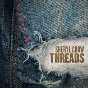 Sheryl Crow: Threads album art work