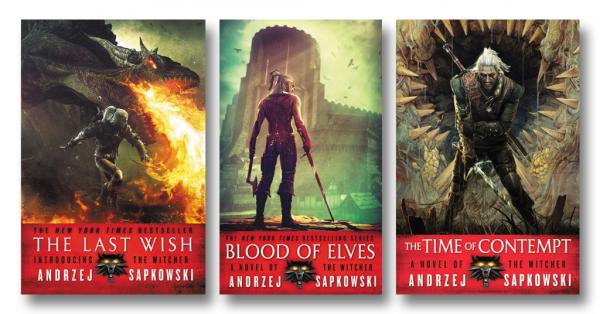 witcher-books