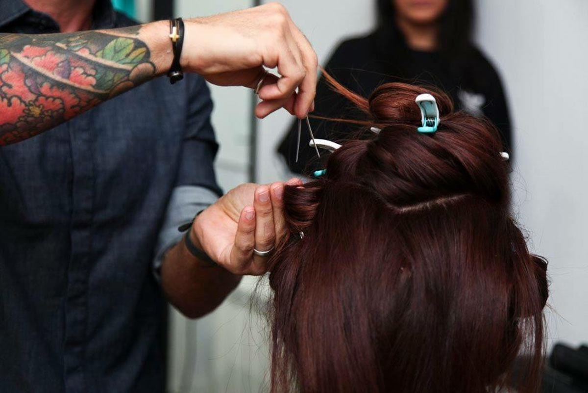Fashion careers: Creative Design Team Educator and Hairstylist at Moroccanoil