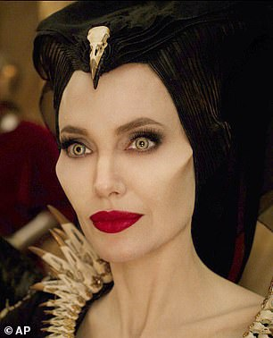 She was terrific in this: And Jolie lit up Maleficent: Mistress Of Evil
