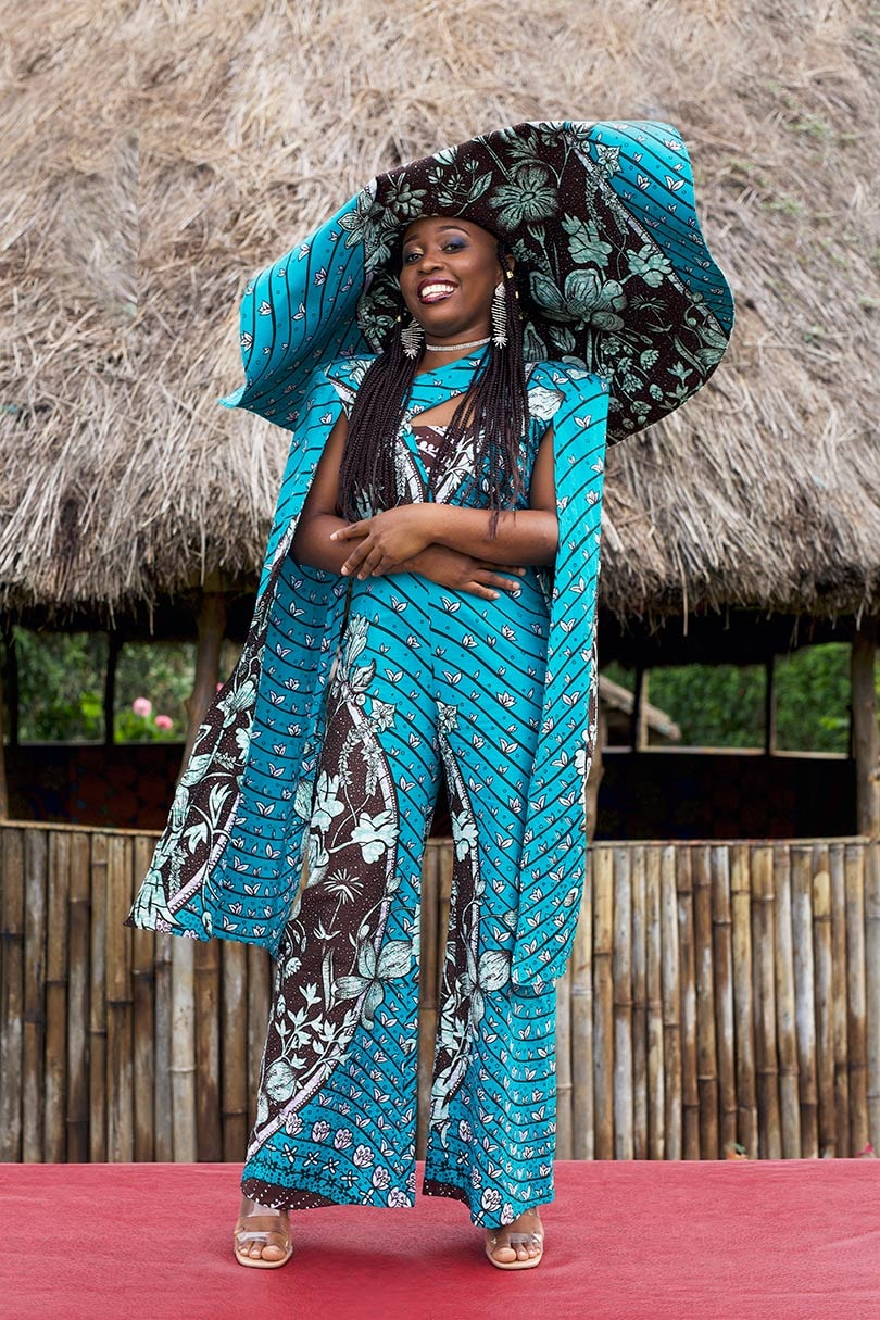 Vlisco launches City of Joy fabric collection