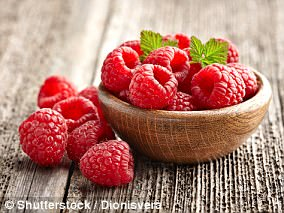 Eating plenty of berries helps maintain people's brain health as they get older