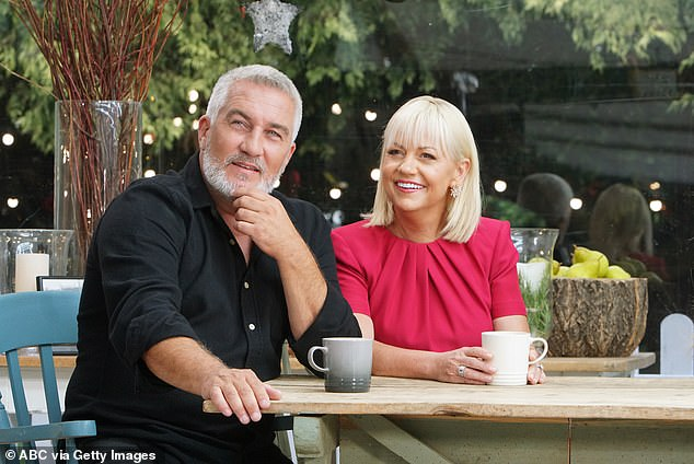 Power pair: Paul has been a judge on the show since its third season - which was cut short = and Sherry joined the show for season four last year