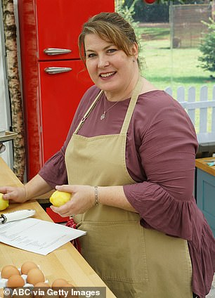Head to head: Tanya will also join the lineup of ten bakers in the tent