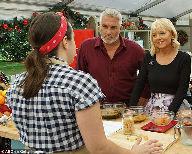 Iconic: A US version of The Great British Bake Off was first aired by ABC in 2015