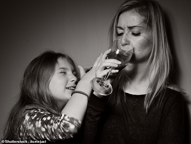 Binge drinking has risen for women across all adult ages and parenting statuses