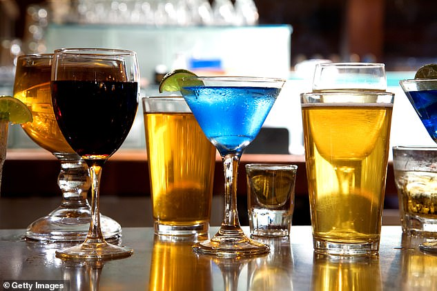 Researchers claim binge drinking could be because of a genetic fault that means some people need more to enjoy alcohol
