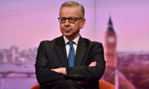 Michael Gove disparaged expertise.