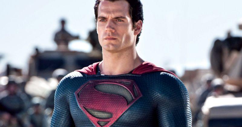 Henry Cavill as Superman (Credit: Warner Bros)