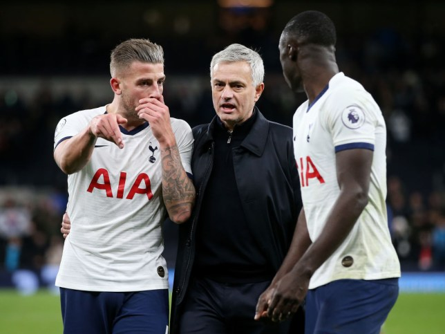 Jose Mourinho continued his perfect start to his Tottenham tenure with a 3-2 win over Bournemouth