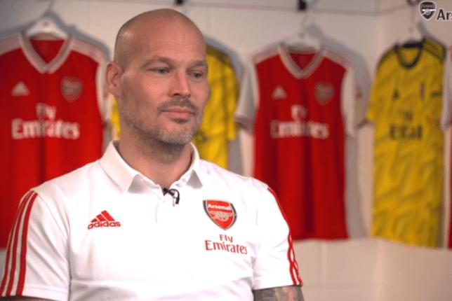 Freddie Ljungberg insists his Arsenal team will play attacking, progressive football