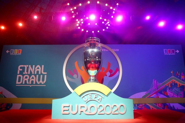 The draw for Euro 2020 has been made