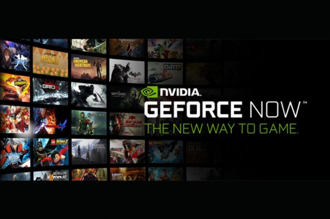 Nvidia GeForce Now ad