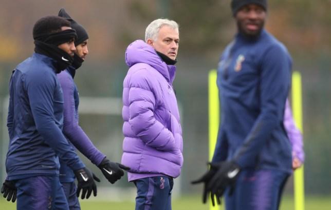 Jose Mourinho has been impressed by Tottenham academy prospect Dennis Cirkin