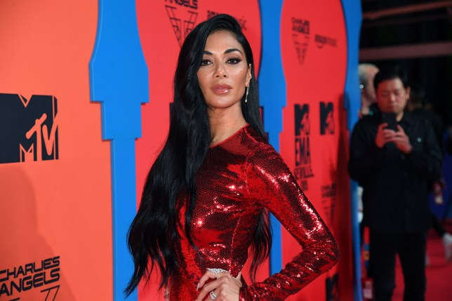 SEVILLE, SPAIN - NOVEMBER 03: Nicole Scherzinger attends the MTV EMAs 2019 at FIBES Conference and Exhibition Centre on November 03, 2019 in Seville, Spain. (Photo by Jeff Kravitz/FilmMagic)