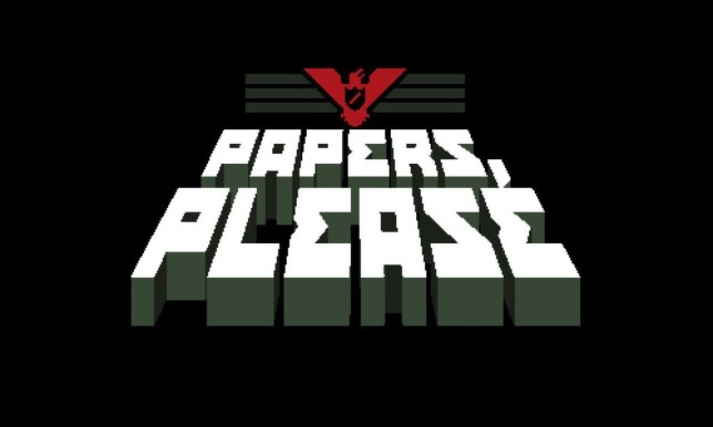 Papers, Please key art