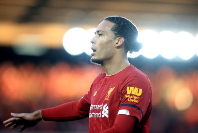 Virgil van Dijk has issued a rallying cry ahead of Liverpool's Merseyside derby clash against Everton