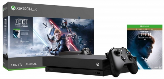 Star Wars Jedi: Fallen Order Xbox One X Bundle