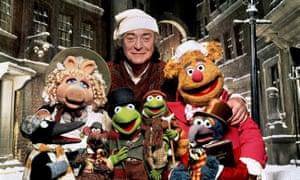 The Muppet Christmas Carol.