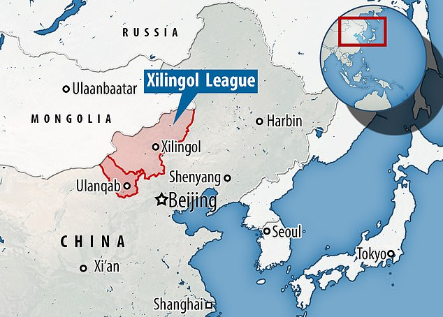 Cases of the plague in China have been centred in Inner Mongolia