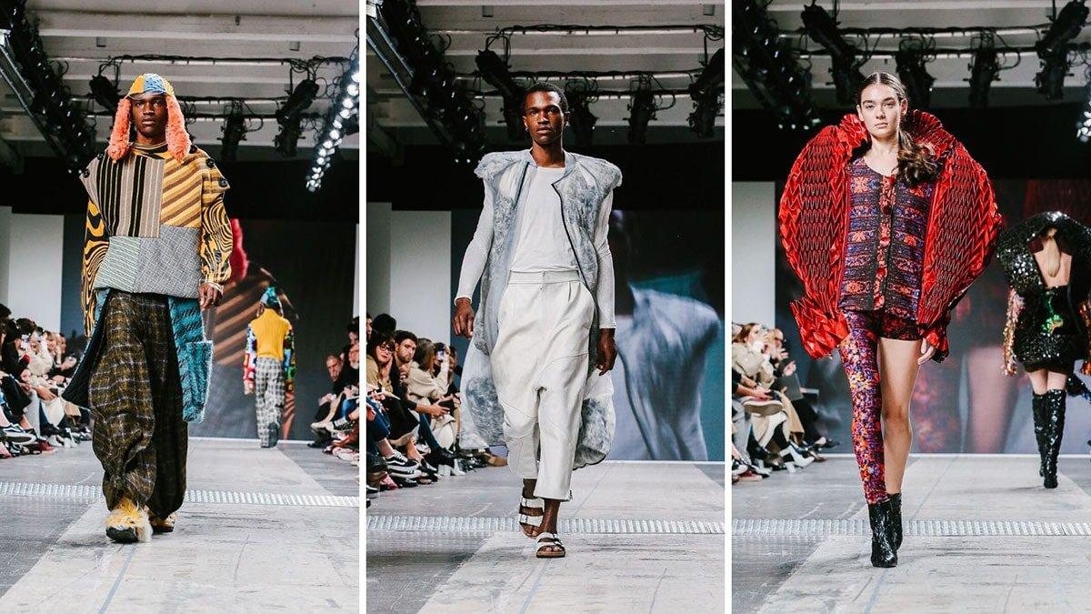 Istituto Marangoni Florence, Milan and London present at Fashion Graduate Italia