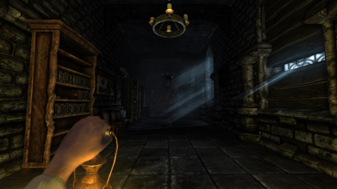 Best Video Games of 2010s - Amnesia: The Dark Descent