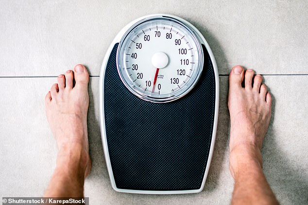Both fasting and dramatic weight loss can lead to the development of more gallstones, making the problem worse (stock image)