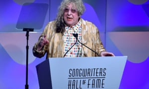 Allee Willis at the Songwriters Hall of Fame gala, on being inducted in 2018.