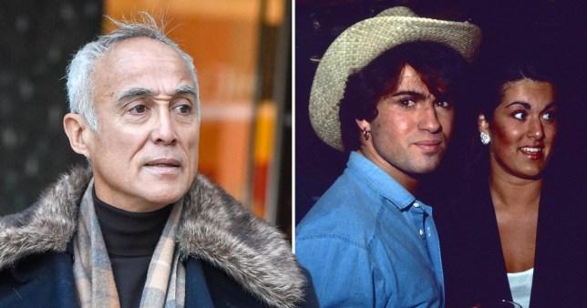 Andrew Ridgeley pays tribute to George Michael's sister Melanie Panayiotou
