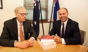 While commissioner Kenneth Hayne, pictured left with Josh Frydenberg, was damning of banking's culture of greed, the report did not contain some of the harsher measures some in the industry feared.