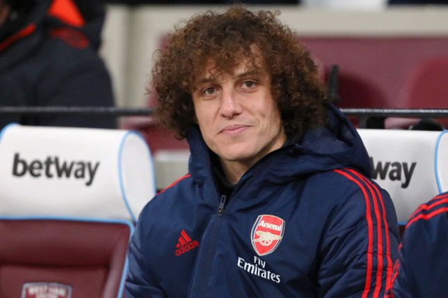 David Luiz joined Arsenal from Chelsea in the summer