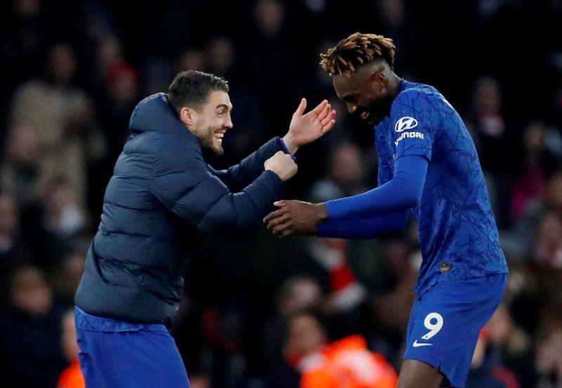 © Reuters. Premier League - Arsenal v Chelsea