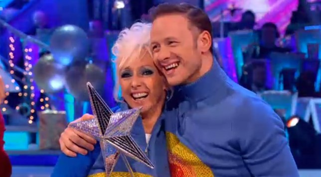 Kevin and Debbie - Strictly Christmas