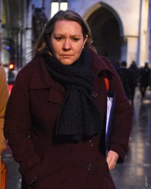 Anna Turley, who lost her Redcar seat, was among the signatories.