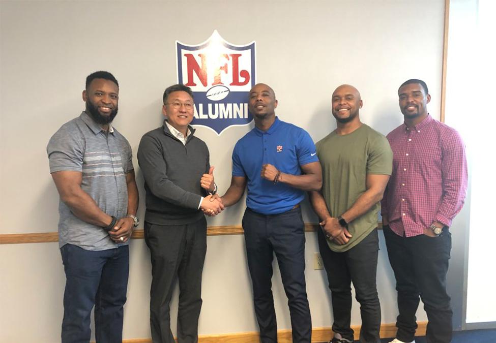 ESTV NFL Alumni