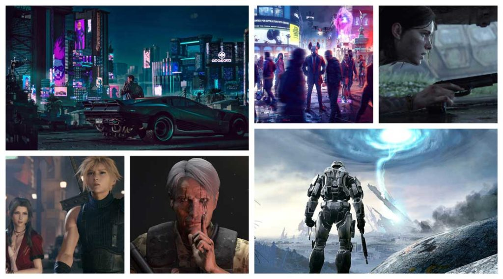 Best Video Game Trailers 2019