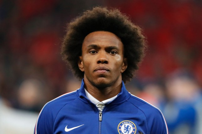 Willian is keen on signing a new deal at Chelsea